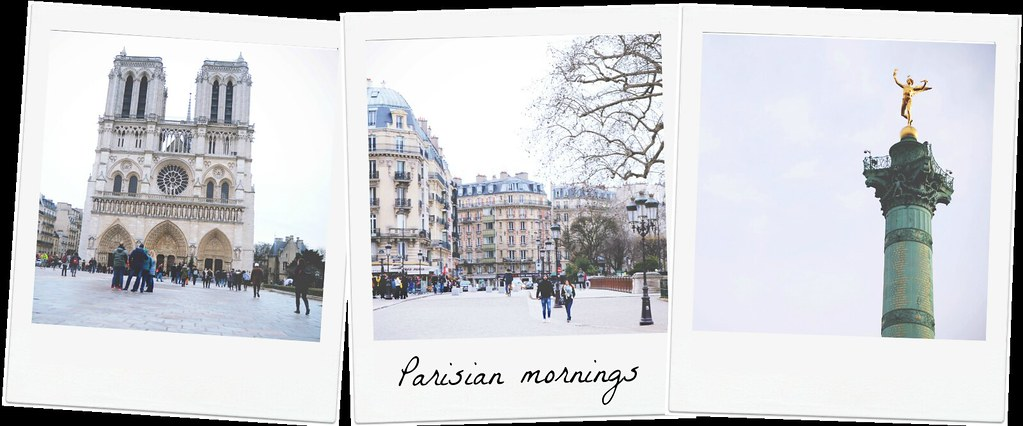 The Paris Diaries - Parisian mornings | via It's Travel O'Clock