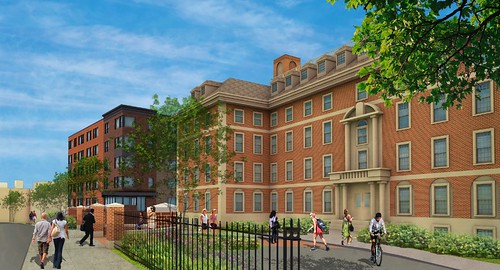 Goddard House Renderings