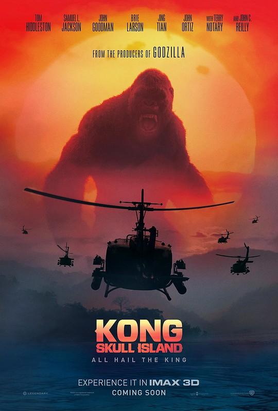 Kong - Skull Island - Poster 10