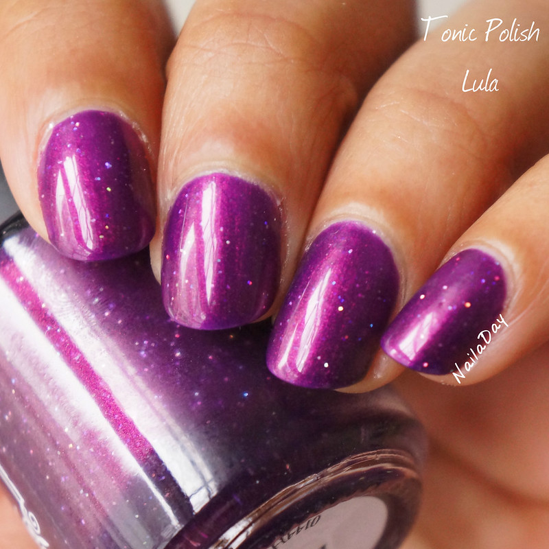 NailaDay: Tonic Polish Lula