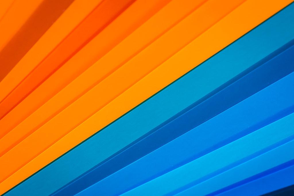 Color Conundrum Blue Vs Orange Color Conundrum Blue Vs