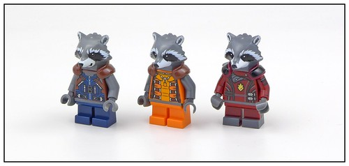 LEGO SuperHeroes Guardians of the Galaxy Vol 2 (2017) figures23