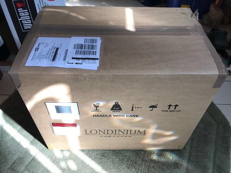 My Londinium R Adventure Begins - LONDINIUM forum
