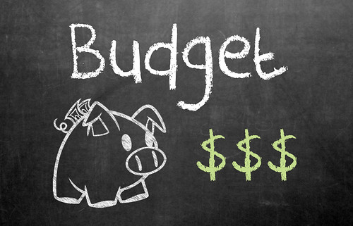 Budget Blackboard - Image via Flickr by Got Credit