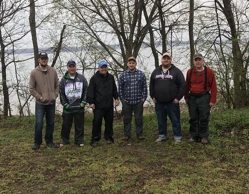 Minnesota guys here to represent! #kayakbassfishing #kbfnc