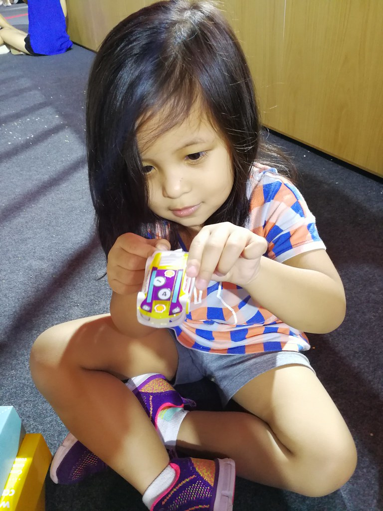 Fun for free at Make The Future by Shell Singapore
