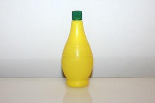 10 - Zutat Zitronensaft / Ingredient lemon juice