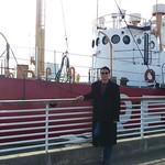 Landmark No. 1036 - Coast Guard Lightship WLV 605