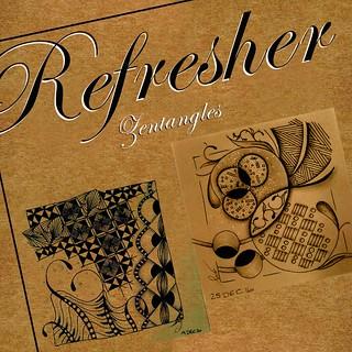 Tanglepatterns Refreshers