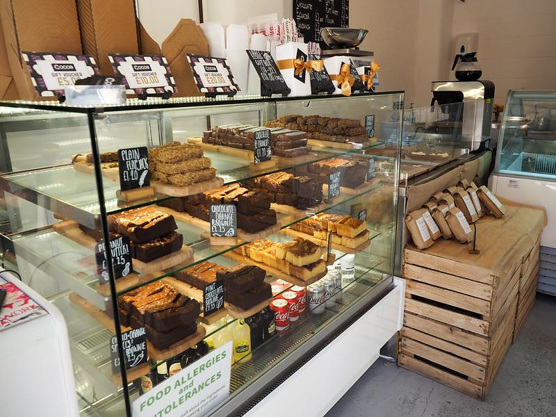 Hull chocolate shop