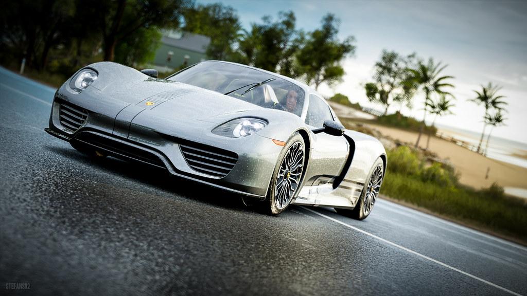 Forza Horizon 3 Porsche Spyder 918 14