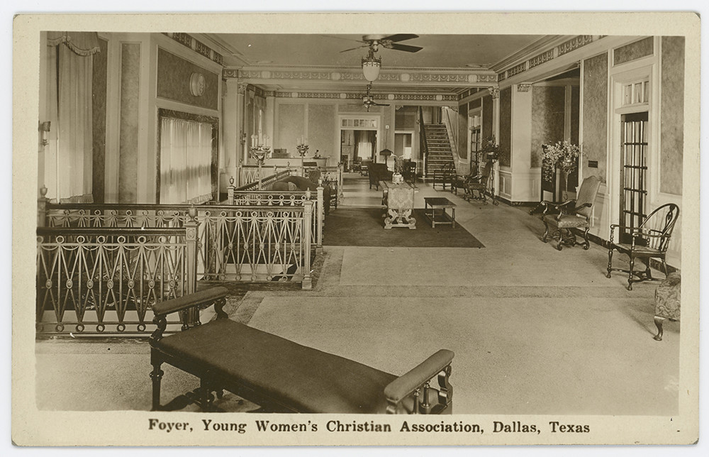 Young Womens Christian Association Dallas Texas