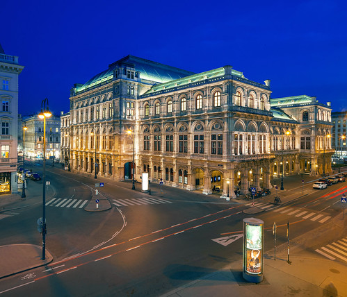 Vienna - Opera from the Albertina | by kenny mccartney