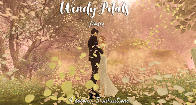 Windy Petals (The Season's Story)