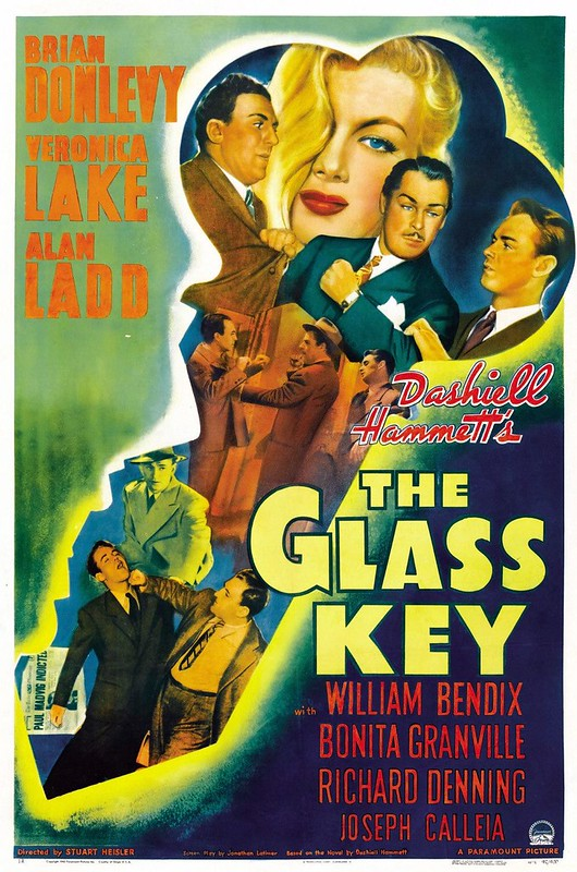 The Glass Key - Poster 2