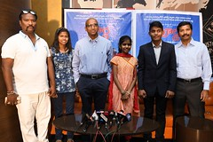 Poorna Movie Pressmeet Stills