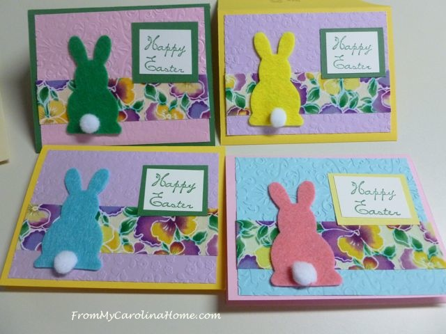 Easter Cards 2017 ~ From My Carolina Home