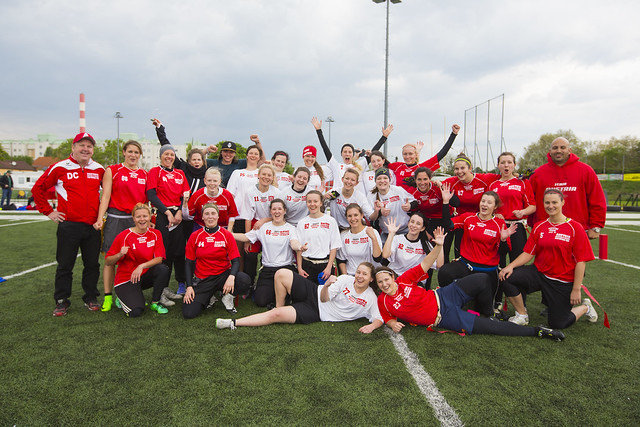 AFBÖ Damen Flag Nationalteam Tryout