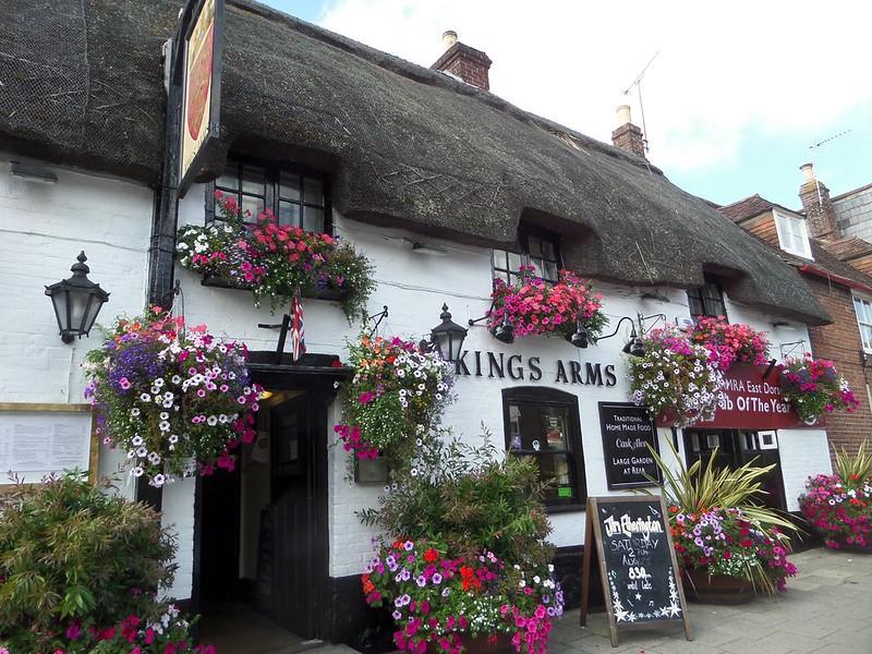 The Kings Arms, Wareham