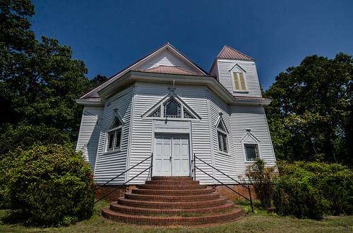 Shady Dale Methodist Church-005