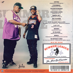 Fiend & Cornerboy P - Summer League (back)