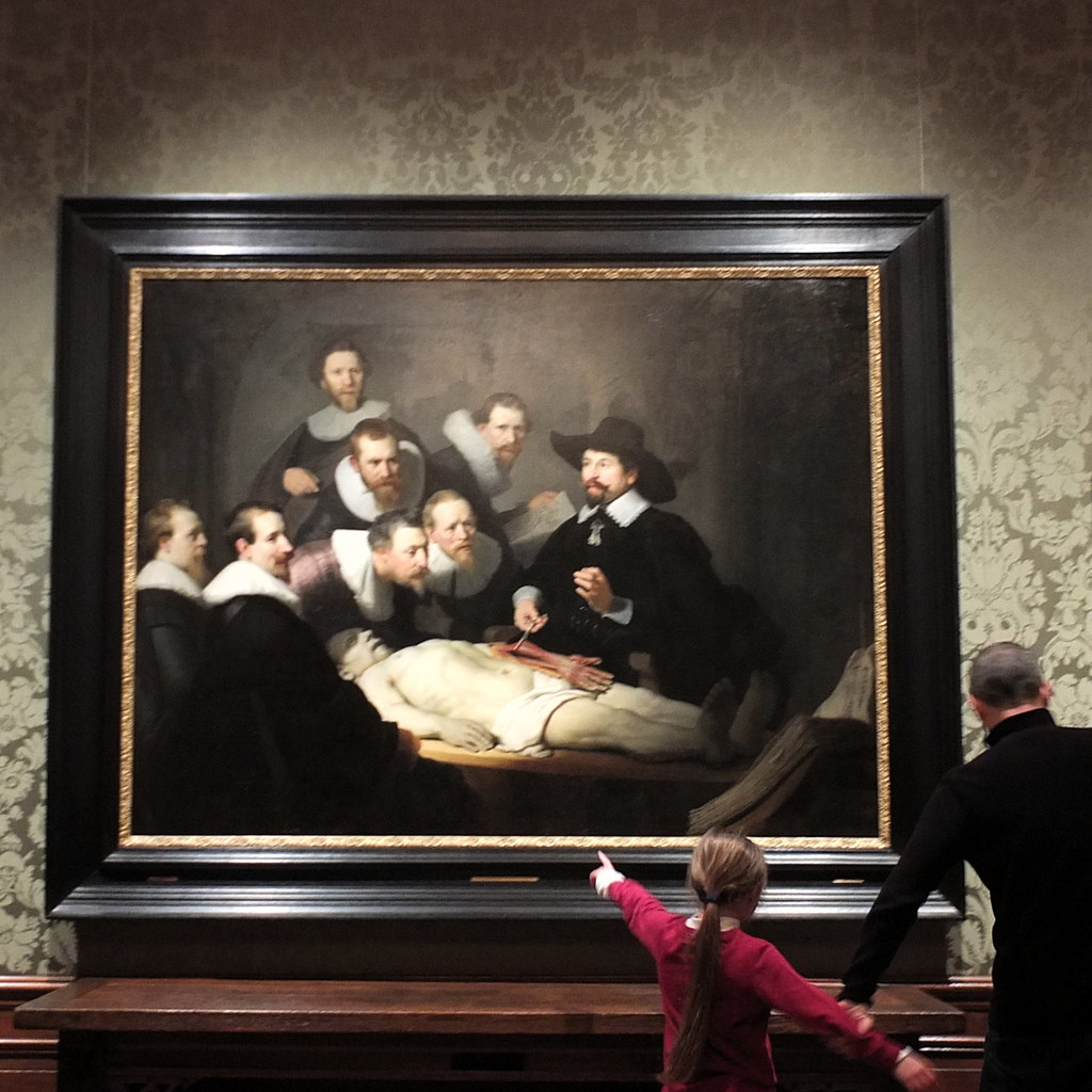 The Anatomy Lesson of Dr. Nicolaes Tulp | Rembrandt | Bim Bom | Flickr