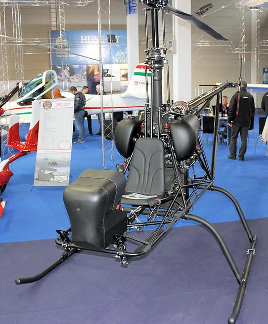 Hungarocopter HC-02