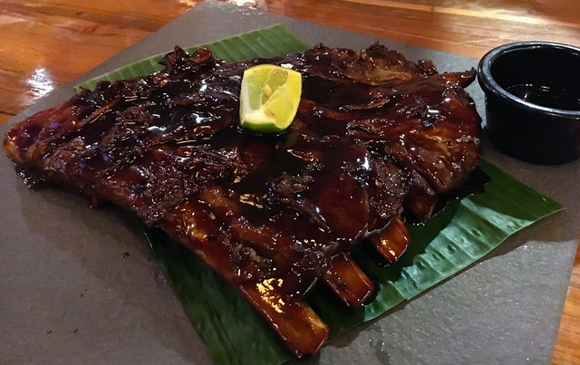 Naughty Nuri - Pork Ribs