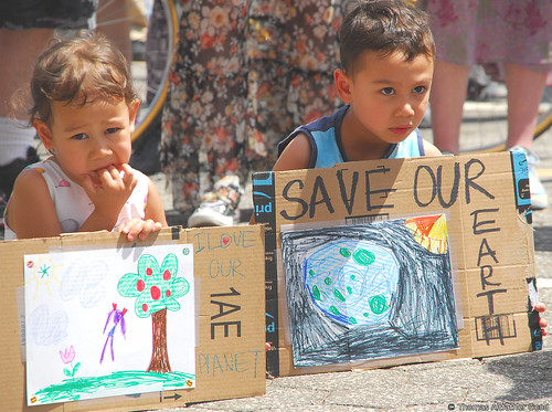 Staten Island Climate March (23) - To Our Children's Children's Children