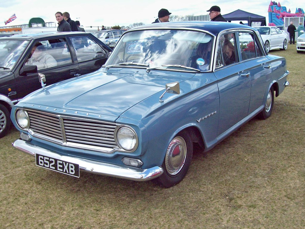 115 vauxhall victor fb 1962 by robertknight16