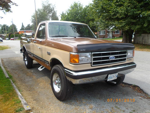 1990 Ford F-250 XLT Lariat Diesel | This is my long time ...