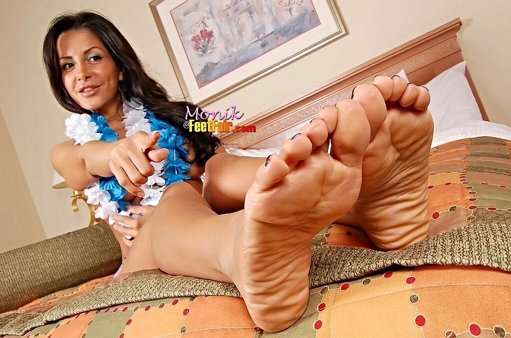 Apologise, but, Latina feet porn with big tits excited too