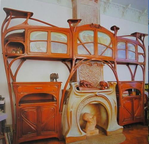 Maison Coilliot 1898 1900 Hector Guimard 14 Rue De Fl