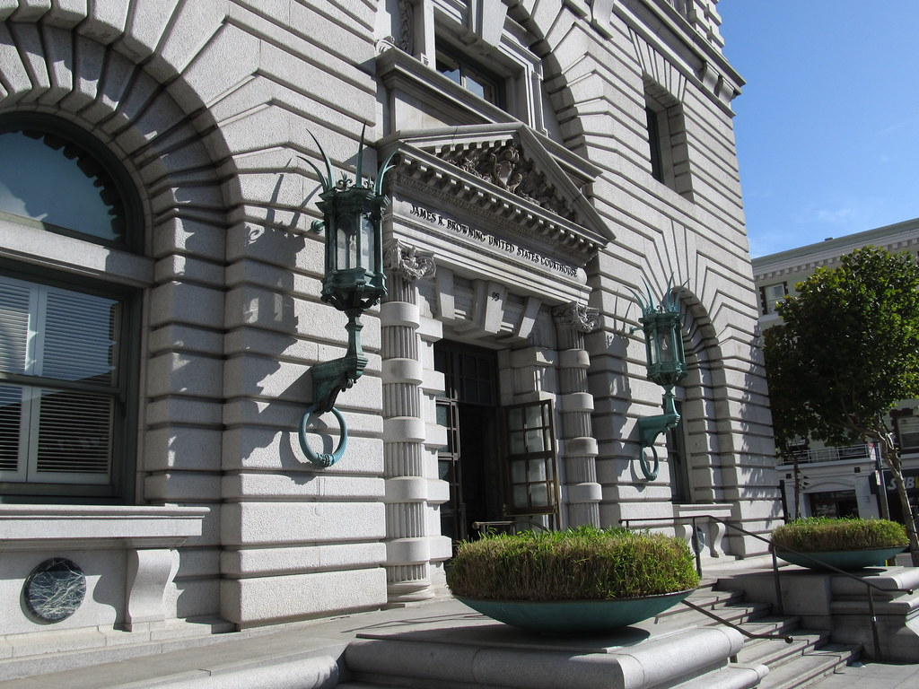 Image result for photos of san franciscan court of appeals building
