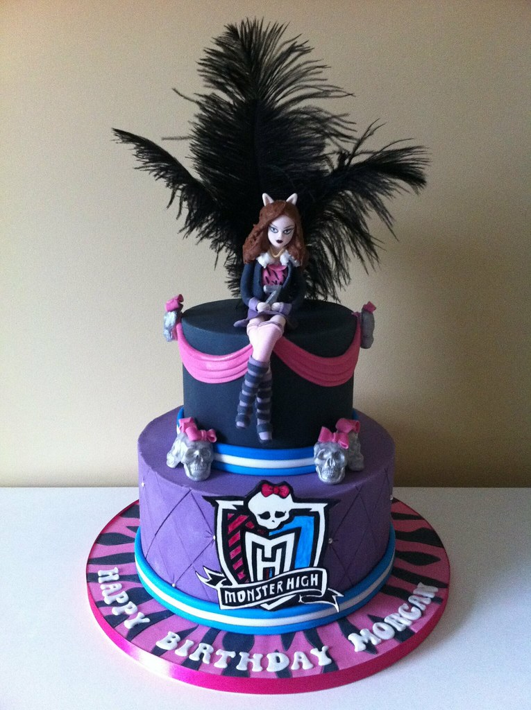 Monster High Cake Pan