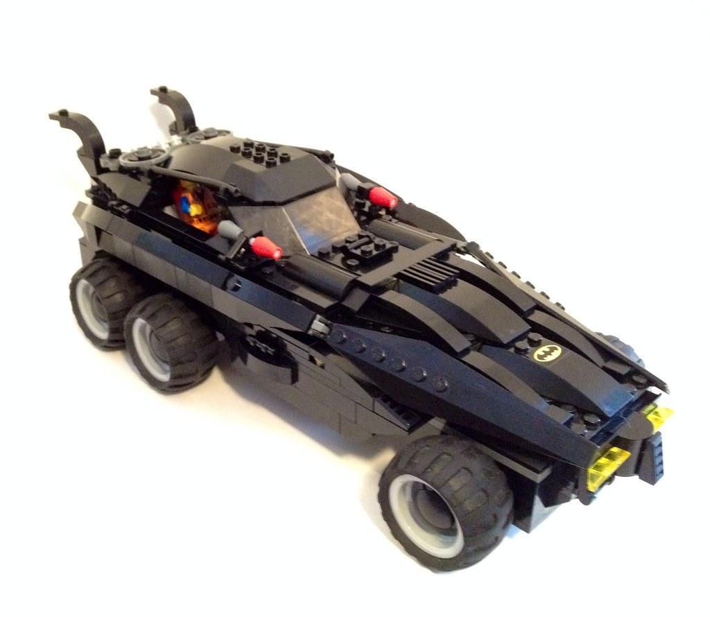 the lego movie batmobile wolffe98 flickr. Black Bedroom Furniture Sets. Home Design Ideas