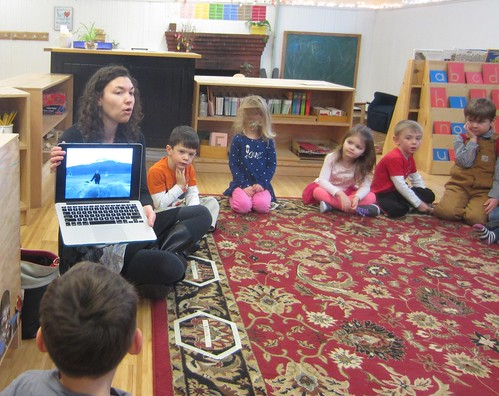 Learning about the Atacama Dessert