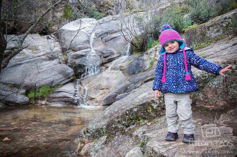 Ruta a la Cascada del Covacho