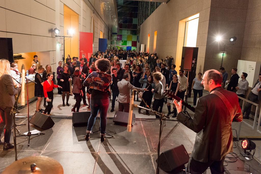 Gala des 25 ans des Jeunes Européens
