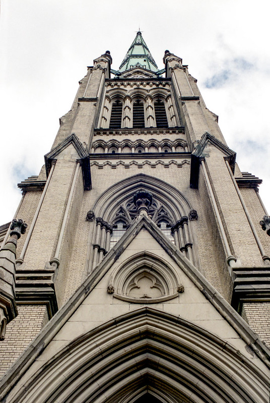 St. James Cathedral Spire
