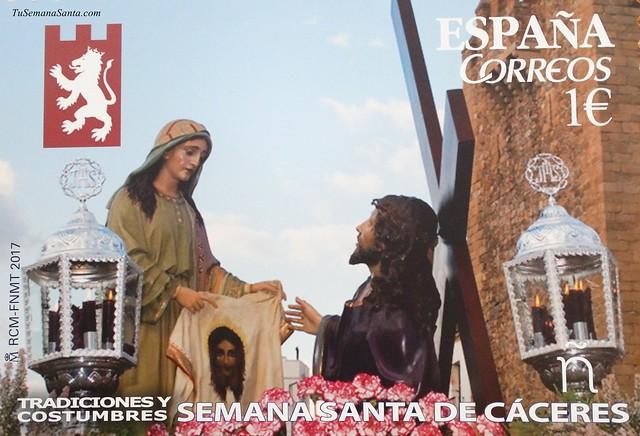 Presentación del Sello de S.Santa.