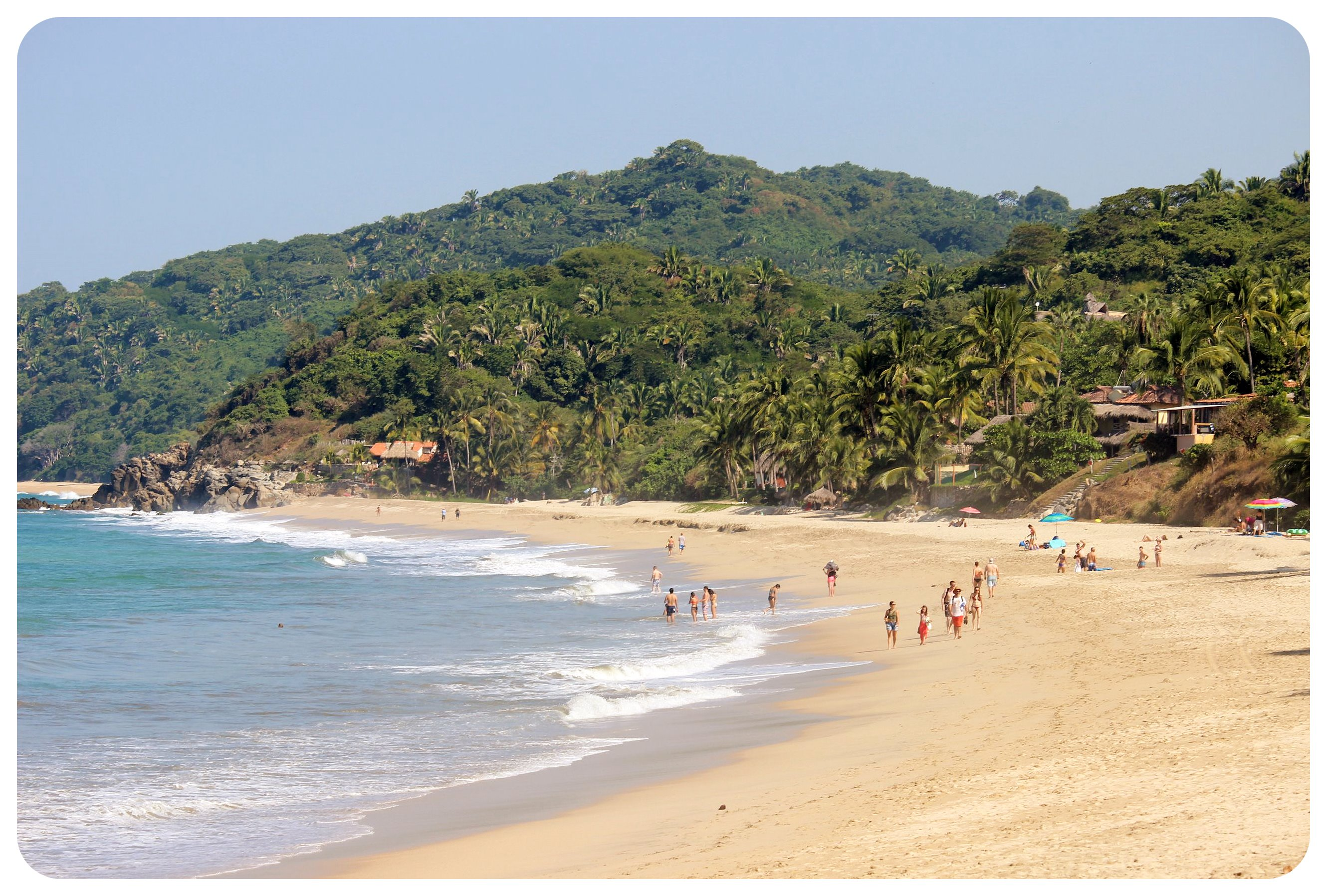 sayulita beach mexico