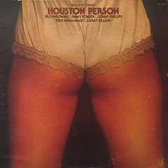 HOUSTON PERSON:WILD FLOWER(JACKET A)