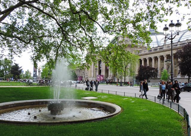 Paris Photo Essay: Petit Palais, Paris, France