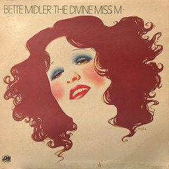BETTE MIDDLER:THE DIVINE MISS M(JACKET A)