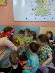 Wiosna z przedszkolakami - przedszkole nr 1