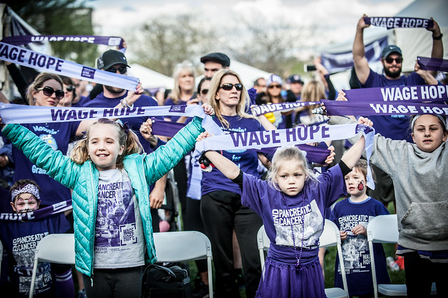 PurpleStride Las Vegas 2017 Presented by The Space and Anderson Dairy