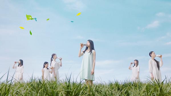新「爽健美茶」のCM「爽健美茶 植物の思いやり」編が公開!miwaのCM曲名は「シャイニー」