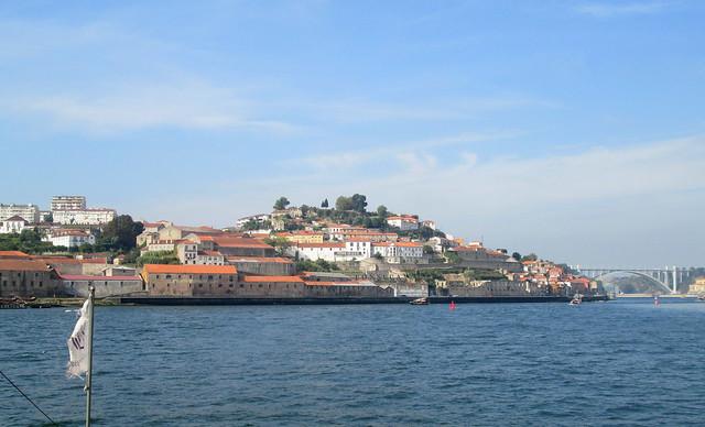 Buildings , Porto and Arrábida Bridge