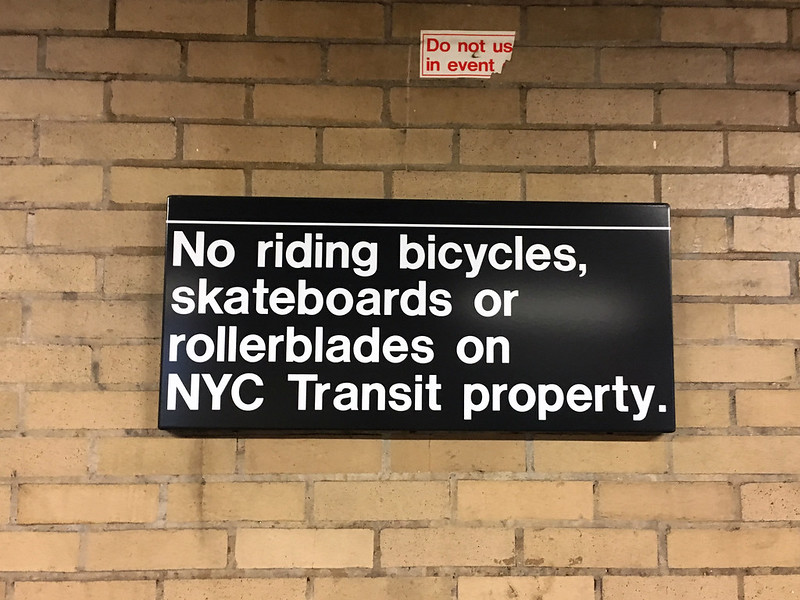 Rollerblades is spelled with a capital R